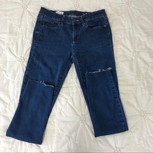 "Gap ""anyways skinny"" jeans"